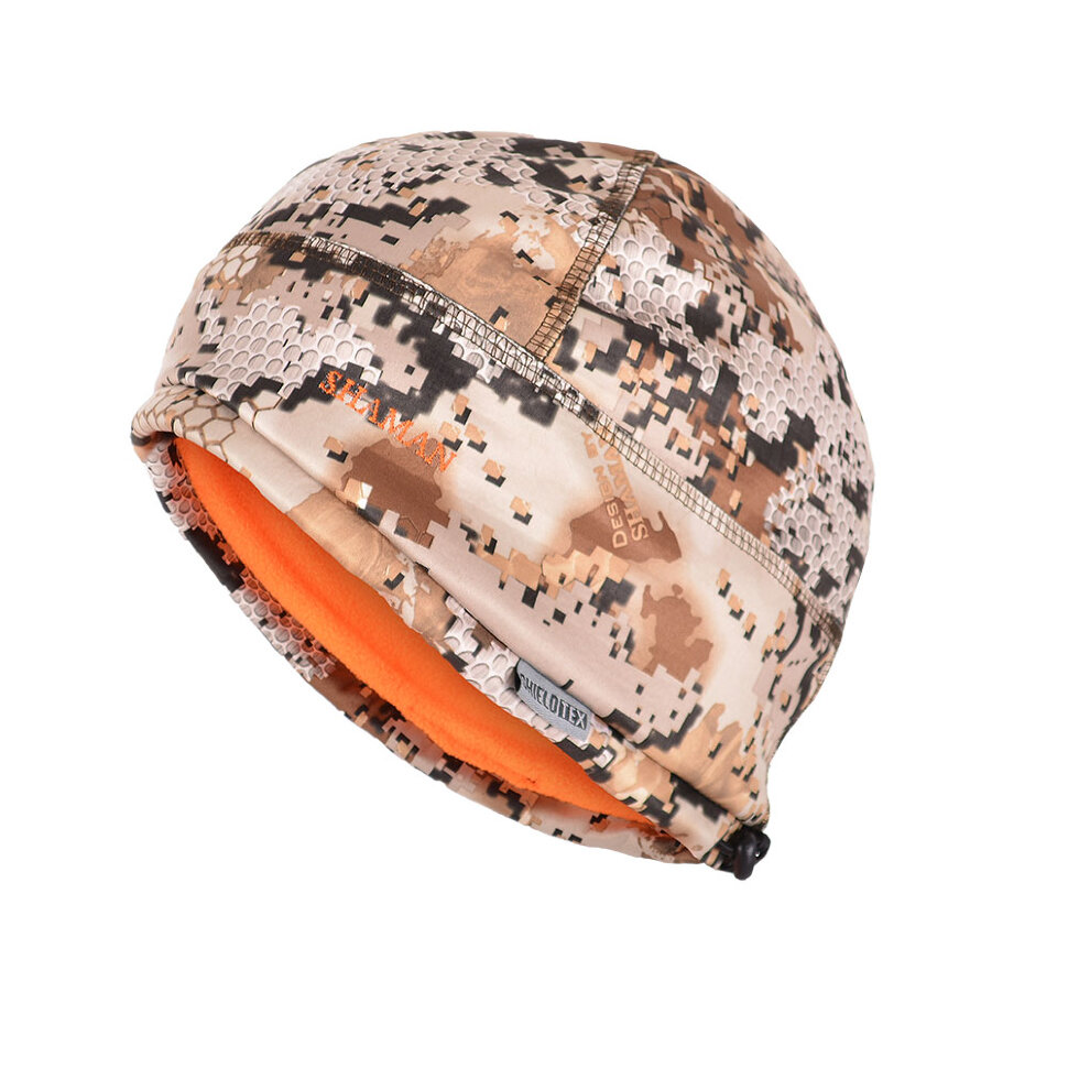 Шапочка SHAMAN APEX HAT - II S-601-4 Savanna