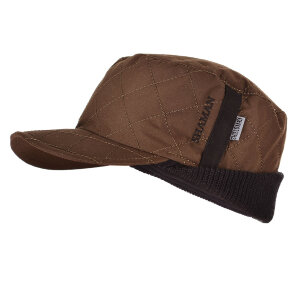 Шапка SHAMAN CANADA HAT S-605-5 Brown
