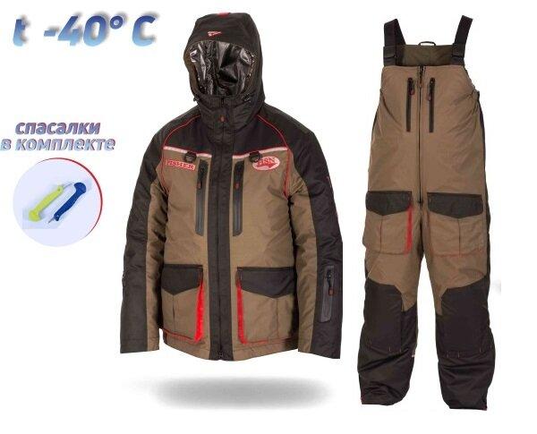 4f086a3a12a2f13 ХСН Рыболовный костюм поплавок зимний Rescuer-II купить в магазине Хсн